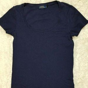 💙 Polo Ralph Lauren (Blue) Shirt (Medium)